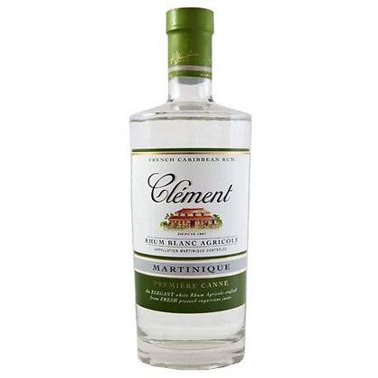 Rhum Clement White Cane Rum 750ml