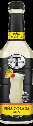 Mr & Mrs T Pina Colada