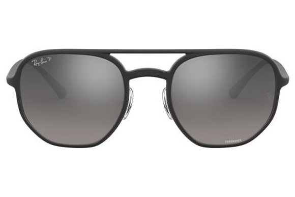 RAYBAN RB4321CH in Matte Black