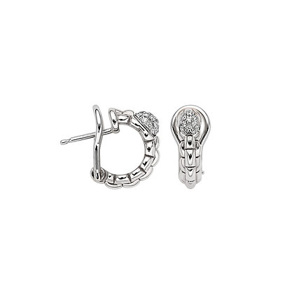 FOPE Fope diamond PAVE earrings