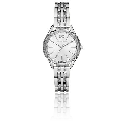 MICHAEL KORS  Silver Lexington Women's Watch
