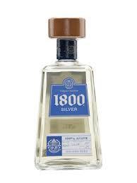 Cuervo 1800 Silver 1L