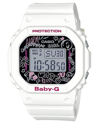 CASIO BABY-G WATCH WHITE