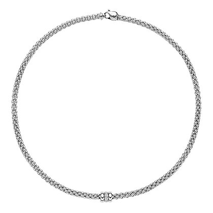 FOPE Solo Necklace with diamonds