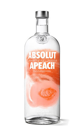 Absolut Peach 1L