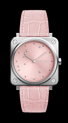 Bell & Ross BR S Pink Diamond Eagle