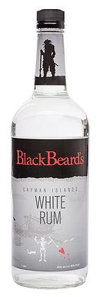 Blackbeard's White Rum 1L