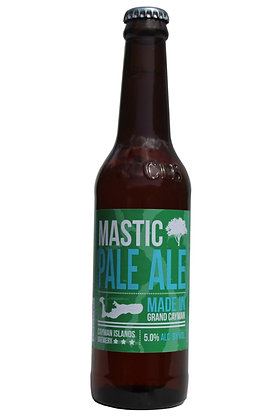 Mastic Pale Ale 330ml Bottles in a 6 Pack