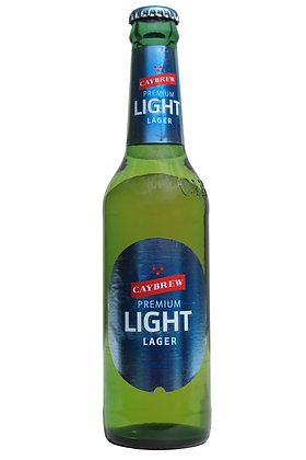 Caylight Lager 330ml Bottles in a 6 Pack