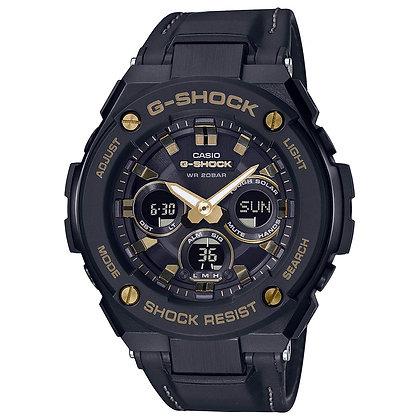 CASIO G-SHOCK G-STEEL BLACK