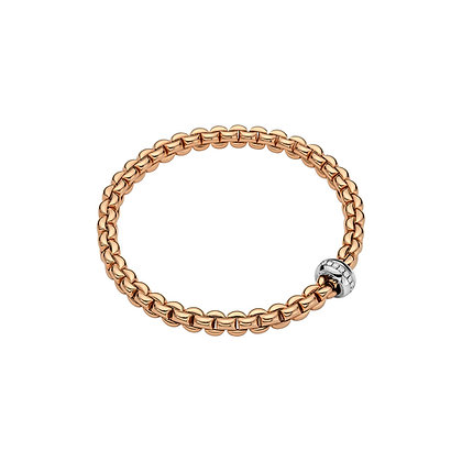 FOPE Eka Flex'it bracelet with diamond