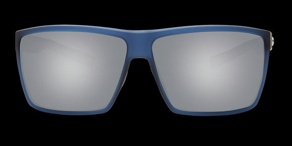 COSTA DEL MAR RINCOIN Matte Atlantic Blue/Grey Silver Mirror SUNGLASSES