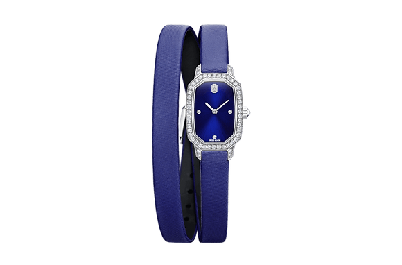 HARRY WINSTON Emerald Blue