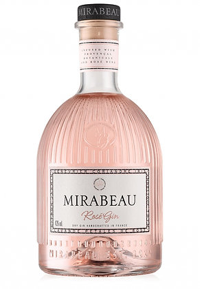 Mirabeau Gin Rose 750ml