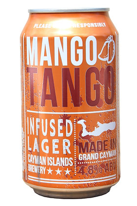 Mango Tango Flavoured Lager 335ml Cans in a 6 Pack