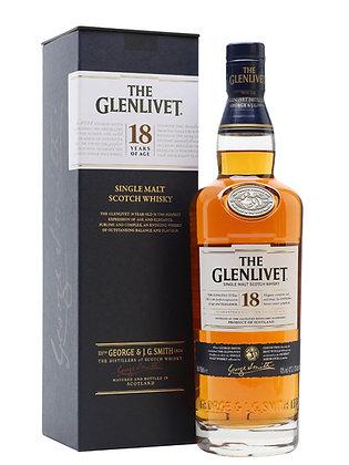Glenlivet 18yr Malt 1L