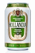 Hollandia 355ml Cans in a 6 Pack