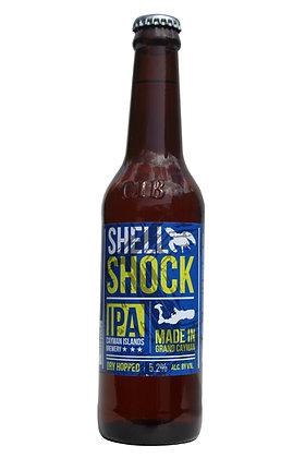 Shell Shock IPA 330ml Bottles in a 24 Case