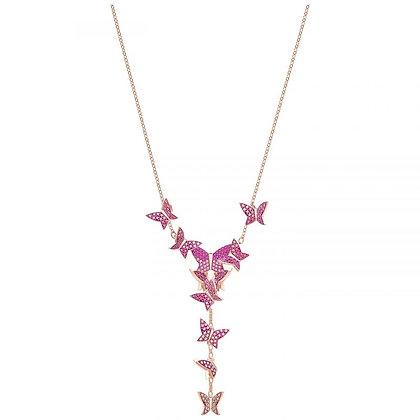 SWAROVSKI Lilia Butterfly Necklace