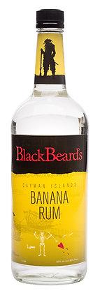 Blackbeard's Banana Rum 1L