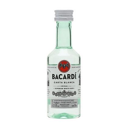 Bacardi Light 50ml