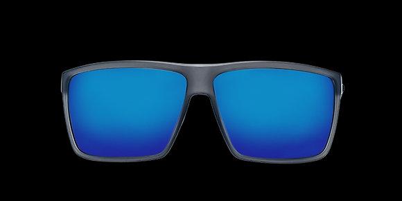 COSTA DEL MAR RINCOIN Smoke Crystal/Blue Mirror SUNGLASSES