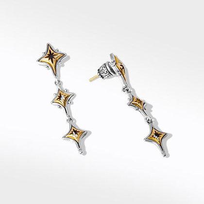 Konstantino Starstruck Drop Earrings