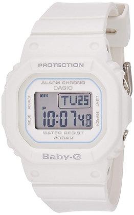 CASIO BABY G STANDARD DIGITAL WHITE