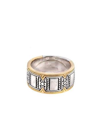Konstantino Thorn Ring
