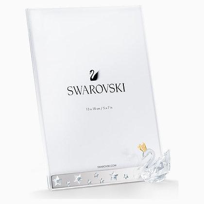 SWAROVSKI New-Swan Picture Frame