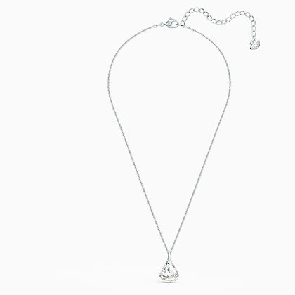 SWAROVSKI  Spirit Pendant, White, Rhodium plated