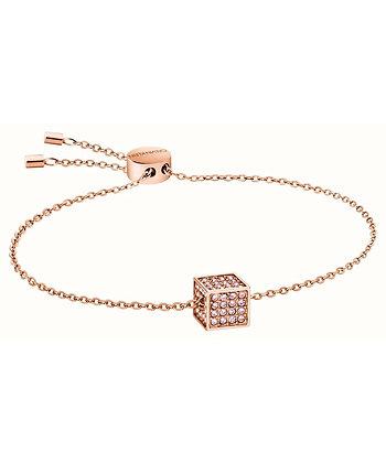 CALVIN KLEIN Rocking Stainless Steel rose Bracelet