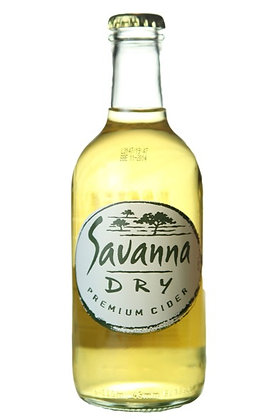 Savanna Dry Cider 330ml Bottles in a 24 Pack