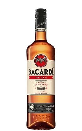 Bacardi Spiced Rum 1L