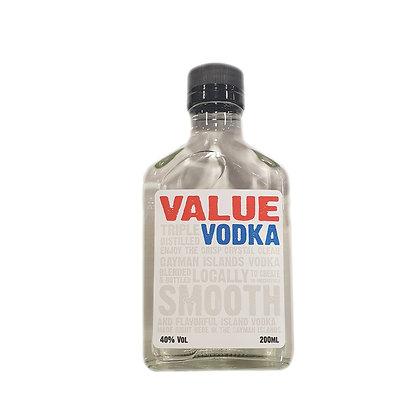 Value Vodka 200ml