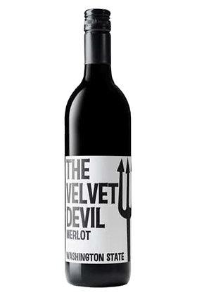 Charles Smith 'The Velvet Devil' Merlot