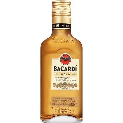 Bacardi Gold 200 ml