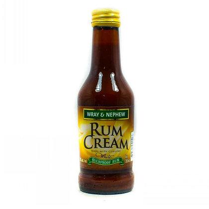 Wray & Nephew Rum Cream 200ml