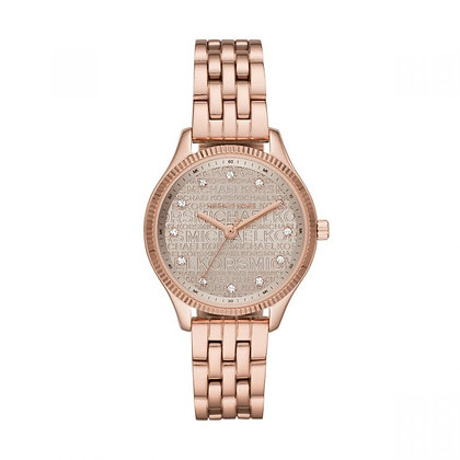 MICHAEL KORS  Rose Gold Lexington Women's Watch