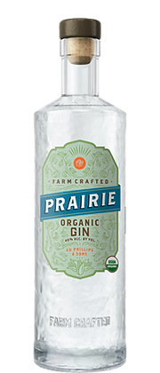 Prairie Organic Gin 1L