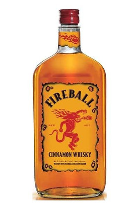 Fireball Cinnamon Whiskey 1L