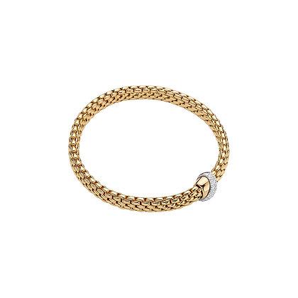 FOPE Vendome Flex'it bracelet with diamonds