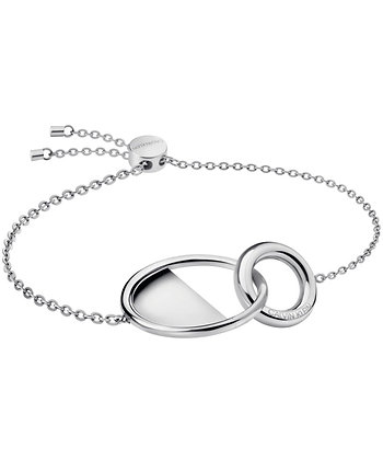 CALVIN KLEIN Locked Stainless Steel Bracelet