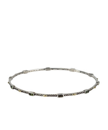 Konstantino Peridot bracelet