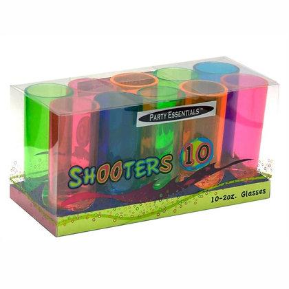 Neon Hard Shooter