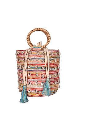 Sea Shell Mini Bucket Bag