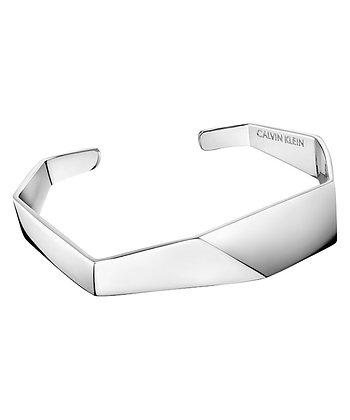 CALVIN KLEIN Origami Brass Bracelet