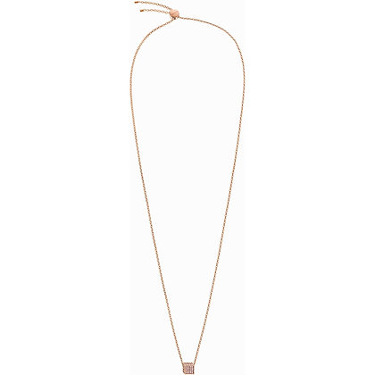 CALVIN KLEIN Rocking Stainless Steel rose gold Necklace