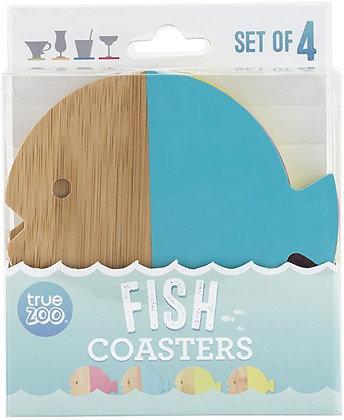 Coasters - Fish