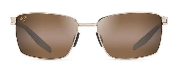 MAUI JIM COVE PARK Polarized Rectangular Sunglasses